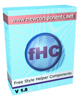 Free Style Helper Components